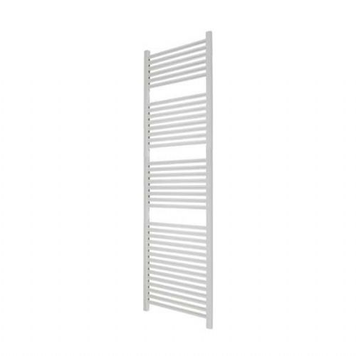 Abacus Elegance Linea Straight Towel Rail - 1700mm x 400mm - White